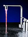 a condus stropi temperatura apei de control al temperaturii de generare a debitului de apă de trei culoare lumina (abs galvanizarea)
