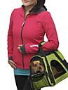 Gato Cachorro Tranportadoras e Malas Bolsa de Ombro Animais de Estimacao Transportadores Portatil Respiravel Solido Verde Azul Rosa claro