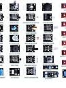 37-i-1 för Arduino sensormodul 60pcs motstånd lärande kit