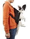 Pisici Câine Portbagaje & rucsacuri de călătorie Rucsac din față Animale de Companie  Coșuri Mată Portabil Respirabil Negru Portocaliu
