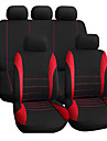 AUTOYOUTH Car Seat Covers Seat Covers Gray / Red / Blue Textile Common For universal 1985 / 1986 / 1987 Track