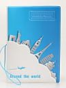 Pass- och ID-hållare Passfodral Vattentät Bärbar Damm säker Packpåsar för Vattentät Bärbar Damm säker Packpåsar