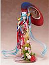 Anime de acțiune Figurile Inspirat de Vocaloid Hatsune Miku PVC 22 CM Model de Jucarii păpușă de jucărie