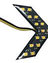 2pcs Automatique Ampoules electriques SMD 5630 LED Phare arriere / Lampe Decorative / Feu Stop
