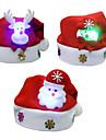 Steaguri De Crăciun Ornamente Vacanță Inspirațional textil Noutate Crăciun Novelty Halloween Petrecere Glob de Craciun