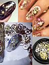 120 Manucure De oration strass Perles Maquillage cosmetique Nail Art Design
