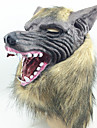 Mască de Halloween Măscă de Carnaval Jucarii Cap Lup Tema ororilor 1 Bucăți Halloween Mascaradă Cadou