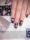 1 Nail Sticker Art Autocollants 3D pour ongles Maquillage cosmetique Nail Art Design