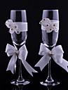 cristal toasting flates 1 recepție nunta personalizată pentru cadouri non-personalizate