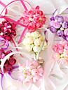 """Flori de Nuntă Corsaj de mână Decor Nuntă Unic Ocazie specială Party / Seara Bumbac 1.18""""(Approx.3cm)"""