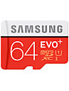 SAMSUNG 64Go TF carte Micro SD Card carte memoire UHS-I U1 Class10 EVO Plus EVO+