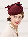 Femei Lână Diadema-Nuntă Ocazie specială Informal Pălării/Căciuli 1 Bucată