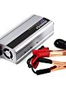 1500W dc 12v la invertor de putere AC 220v - argint