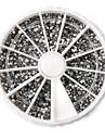 12 Foliebandspapp Dekorationssatser Abstrakt Mode Hög kvalitet Dagligen