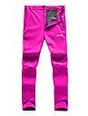 Femme Pantalons de Randonnee Exterieur Etanche Garder au chaud Sechage rapide Pare-vent Resistant aux ultraviolets Isole Antiradiation