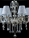 Chandelier Uplight - Crystal, Vintage Traditional / Classic Modern / Contemporary, 110-120V 220-240V Bulb Not Included