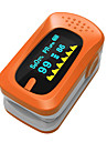 SPortguard vârfurile degetelor Pulsoximetru SpO2 Heart Rate Monitor - Orange