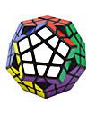 cubul lui Rubik Străin Megaminx 3*3*3 Cub Viteză lină Cuburi Magice puzzle cub nivel profesional Viteză An Nou Zuia Copiilor Cadou