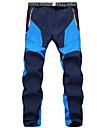 Homme Pantalons a Coquille Souple Exterieur Etanche Garder au chaud Sechage rapide Pare-vent Resistant aux ultraviolets Isole