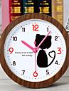 ceasuri mut creativ minunat birou ceas de birou ceas pisica ceas cu alarmă ceas de masă acasă creatoare de moda decorative
