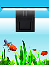 Acvarii Iluminat LED Fish Tank light Benzi de lumină Alb Cu Întrerupătoare Clip Lampa cu LED 220V