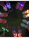 bărbați moda femei lumina a condus partid șireturile noapte strălucitoare care rulează șireturi club de a evidenția siret luminos