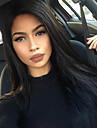 Obehandlat Hel-spets Peruk Brasilianskt hår Rak 150% 180% Densitet Med Babyhår Afro-amerikansk peruk Korta Mellan Lång Dam Äkta peruker