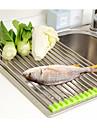 1pc Rangements & Porte-objets Acier Inoxydable Facile a Utiliser Organisation de cuisine