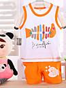 Fecioresc Fecioresc Set Îmbrăcăminte Vară Amestec Bumbac