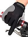 Gants sport Gants Tactiles Gants de velo, Gants de Cyclisme Vestimentaire Respirable Antiusure Anti-derapage Meche Leger Doigt complet