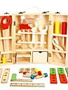 cutie pentru instrumente de jucărie din lemn