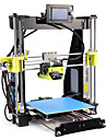 rascube r2 8mm negru acrilic mic fdm pla filament 3d imprimantă diy
