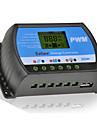 20a 12v / 24v solar încărcător panou regulator de baterie controler USB cu LCD PWM