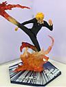Anime de acțiune Figurile Inspirat de One Piece Sanji 15.5 CM Model de Jucarii păpușă de jucărie