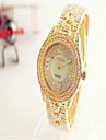 Pentru femei Ceas La Modă Quartz Aliaj Bandă Charm Argint Auriu Roz auriu