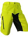 Arsuxeo Herr Cykelshorts Cykel Shorts / MTB-shorts / Säckiga Shorts Snabb tork, Anatomisk design, Andningsfunktion Lappverk, Klassisk