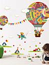 Animale Modă Forme Perete Postituri Autocolante perete plane Autocolante de Perete Decorative,Vinil Material Pagina de decorarede perete