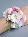 Flori de Nuntă Buchete Corsaj de mână Altele Flori Artificiale Nuntă Party / Seara Material Dantelă Satin 0-20cm