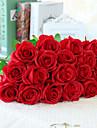 10 Gren Silke Roser Konstgjorda blommor 55