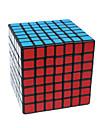 Rubiks kub YONG JUN 7*7*7 Mjuk hastighetskub Magiska kuber Pusselkub Genomskinligt klistermärke Present Unisex