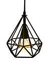OYLYW Retro Hängande lampor Glödande - Ministil, 110-120V / 220-240V Glödlampa inte inkluderad