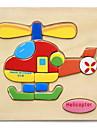 Puzzle Puzzle Lemn Jucării Educaționale Jucarii Animale Reparații de Copil Pentru copii 1 Bucăți
