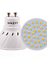3W GU10 GU5.3(MR16) E26/E27 Spoturi LED 36 led-uri SMD 2835 Decorativ Alb Cald Alb Rece Alb Natural 200-300lm