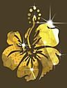 Romantic Natură moartă Florale Perete Postituri Acțibilduri de Oglindă Autocolante de Perete Decorative,Vinil Material Pagina de decorare