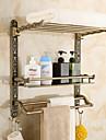 Accroche Serviette et supports Neoclassique Alliage de zinc