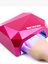 30W Sechoirs a ongles lampe UV Lampe a LED Vernis Gel UV