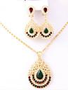 Pentru femei Seturi de bijuterii Pandative Seturi de bijuterii de mireasă Clasic Vintage Modă Adorabil Euramerican stil minimalist Nuntă