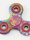 Spinner antistres mână Spinner Jucarii Tri-Spinner Metal ABS EDCStres și anxietate relief Birouri pentru birou Ameliorează ADD, ADHD,