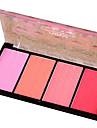 Correcteur/Contour Fards Bronzeurs Poudre Sec Poudre Compact Gloss colore Couverture Naturel Visage