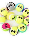 Hundleksak Husdjursleksaker Boll Tuggleksaker Tennisboll Svamp